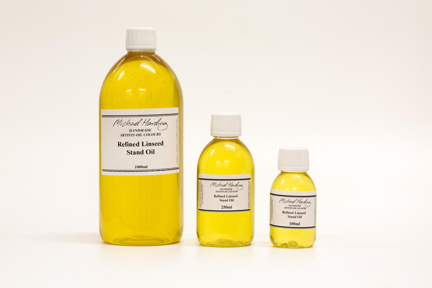 Linseed or walnut? Which painting oil should you choose?