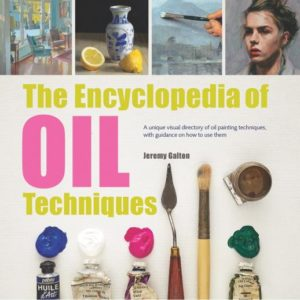 The encylopedia of oil techniques. Perfect gifts for artists.