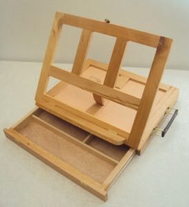 Loxley tabletop easel £26.75.