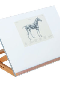 Cappelletto adjustable drawing board £87.00. Perfect gifts for artists.
