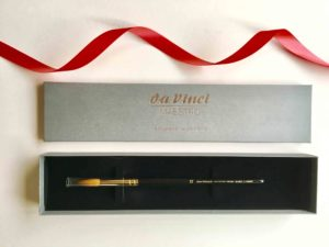 Da Vinci Maestro size 11 sable watercolour brush. Perfect gifts for artists.