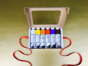 Michael Harding Introductory oil painting set. Perfect gifts for artists.