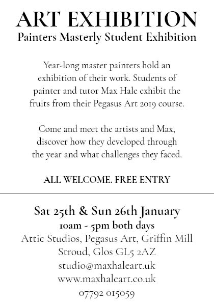 Painters Masterly Student Exhibition