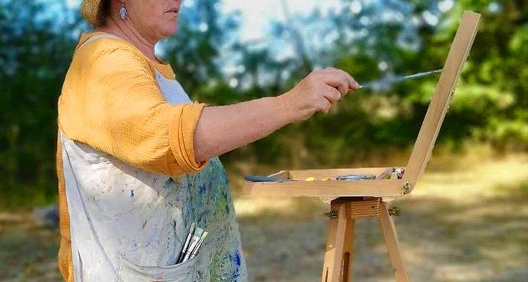 ARTIST LIFE: Sarah Wimperis