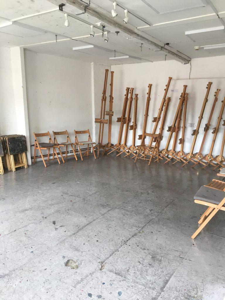 Studio One at Pegasus Art