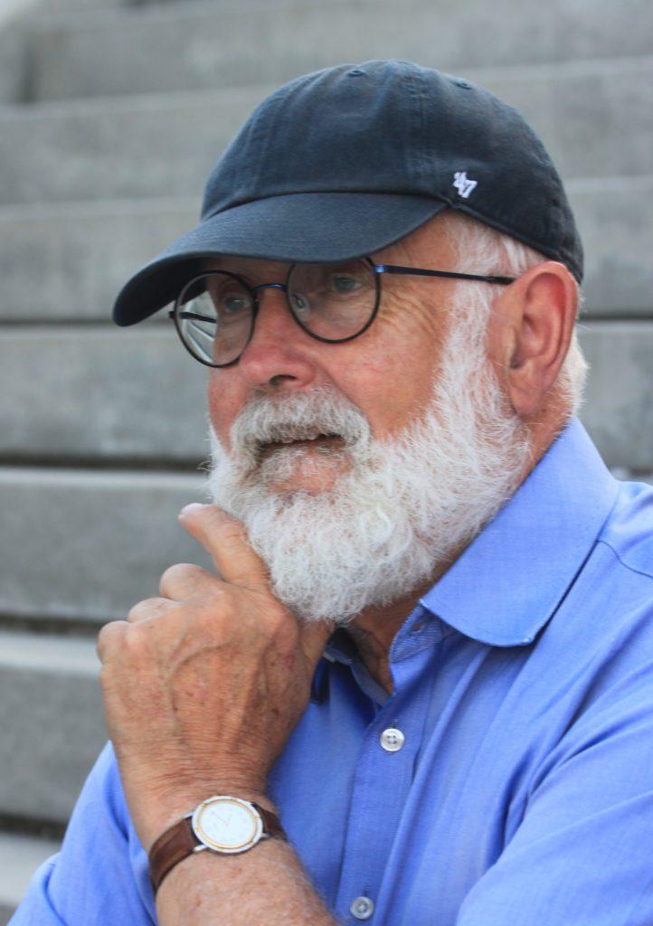 John Scott Martin - tutor and painter