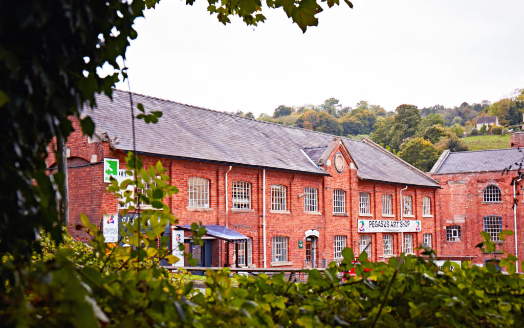 A short history of Griffin Mill, Thrupp, Stroud