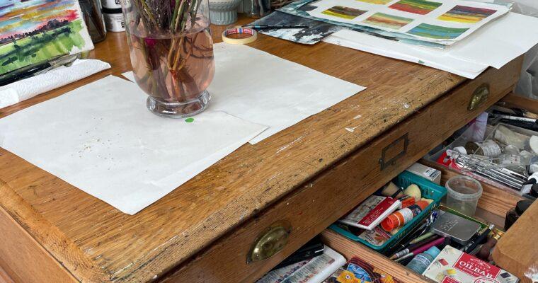 Studio Essentials ~ Alison Vickery