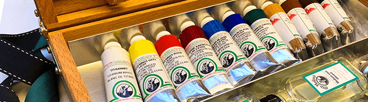 luxury art supplies - gifts for artists