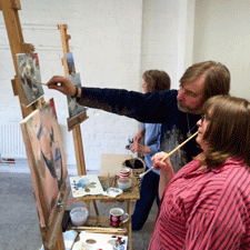 Max Hale Oil Painting Workshop for Beginners