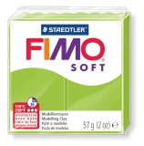 Fimo Soft Apple Green 57g
