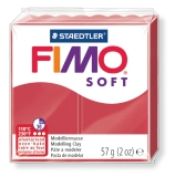 Fimo Soft Cherry Red 57g