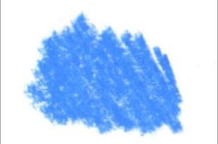 Caran d/'Ache Pastel Pencil Light Cobalt Blue