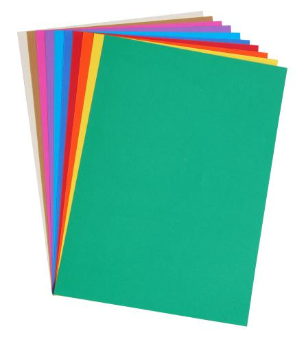 Pack Of 25 Sheets Cream Clairefontaine Maya A4 Coloured Card Craft 270gsm