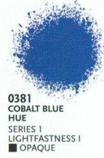 Liquitex Spray Paint - 48 Professional Acrylic Colours: Cobalt Blue Hue S1