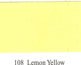 108 Lemon Yellow