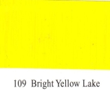 109 Bright Yellow Lake