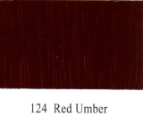 124 Red Umber