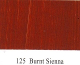 125 Burnt Sienna