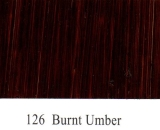 126 Burnt Umber