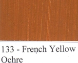 133 French Yellow Ochre