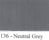 136 Neutral Grey