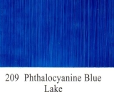 209 Phthalocyanine Blue Lake
