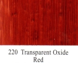 220 Transparent Oxide Red