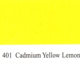 401 Cadmium Yellow Lemon