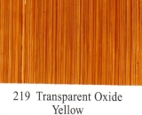 219 Transparent Oxide Yellow