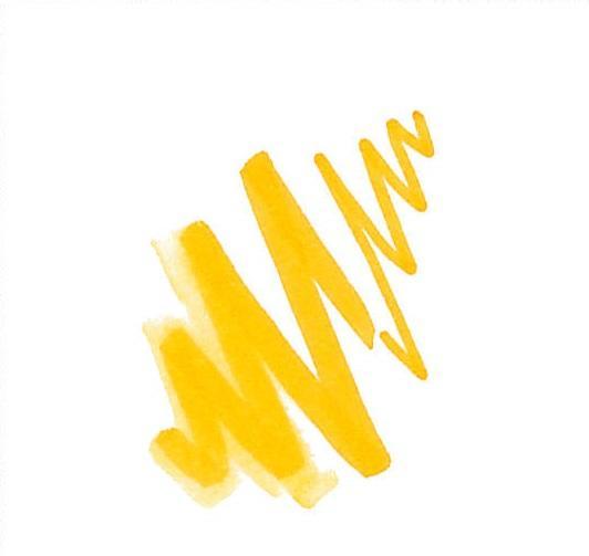 Tombow Dual Brush Pen Art Marker 026 YELLOW GOLD