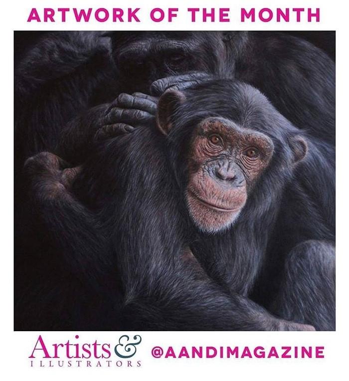 Win a £50 Pegasus Art materials voucher with Artists & Illustrators magazine
