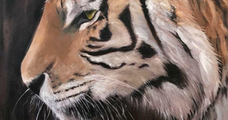 Artist Insight: Kirsty Owen, winner of Pegasus Prize Readers Choice Award, Artists & Illustrator magazine
